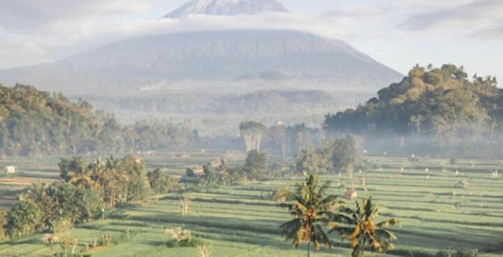 Mount Batur Sunrise Trek with Sekumpul Waterfalls Tour