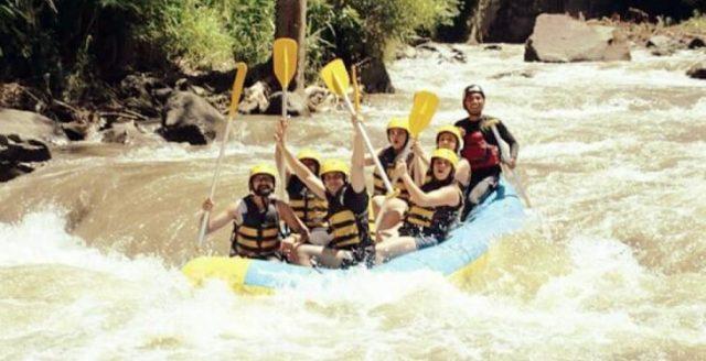 ATV Ride and Water Rafting Adventure
