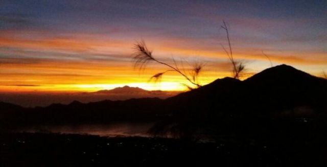 Camping Tour With Sunset and Sunrise Trekking At Mount Batur
