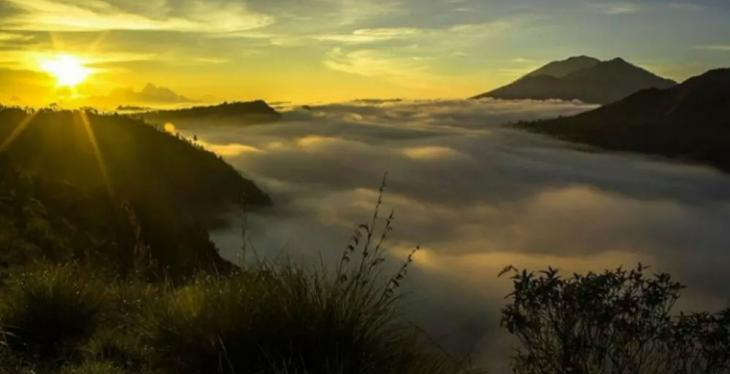 Kintamani Sunrise Tour With Out Trekking