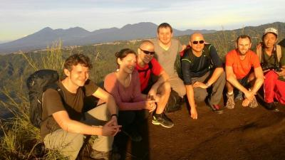 Mount Batur Trekking Sharing Tour Group