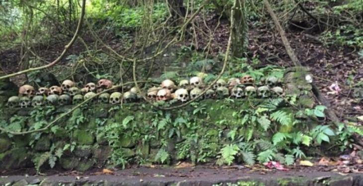 Trunyan Cemetery Tour In Kintamani