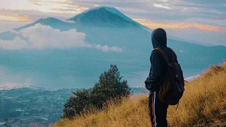 Mount Batur Toilet