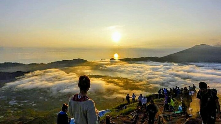 Climbing Mount Batur without a guide