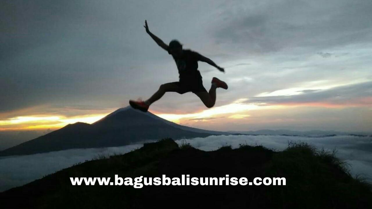 Mount Batur Trekking Starting Point