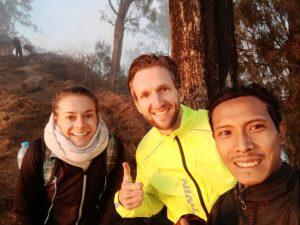 Mount Abang Trekking Guide