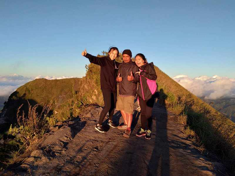 Mount Batur Hiking With Local Guide