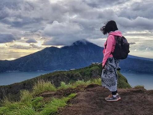 Mount Batur Weather