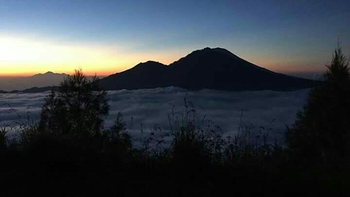 Mount Batur Legend