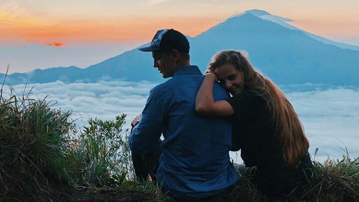Mt. Batur Sunrise Trek and White Water Rafting
