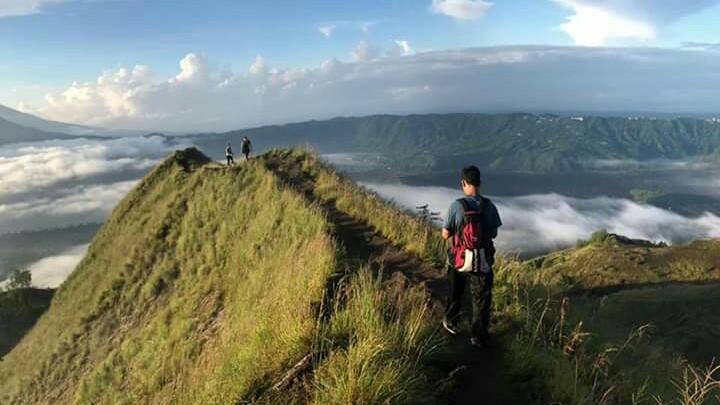 Mount Batur Crater Rim