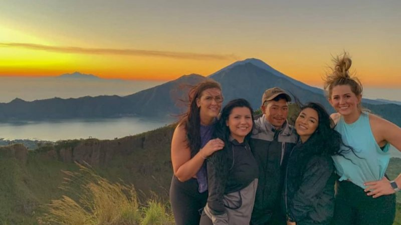 Mount Batur Sunrise Trekking Info