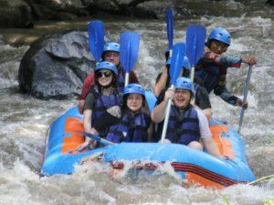 batur rafting