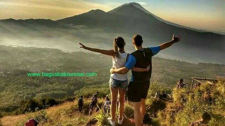 Sunrise Trek in Bali