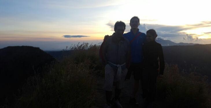 Mt Batur Sunset Trekking