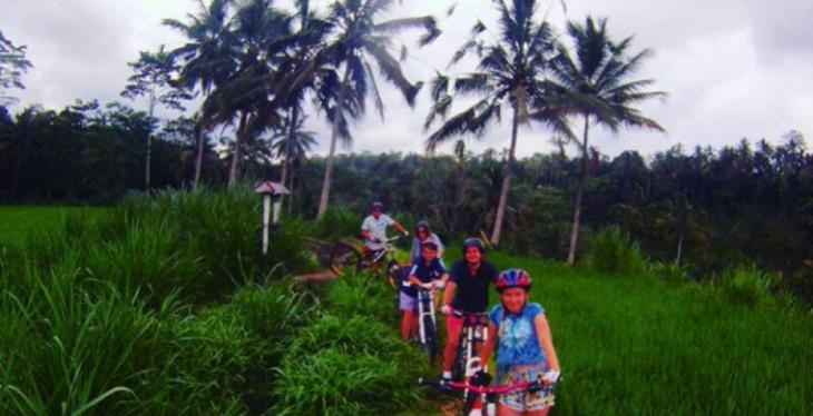 Bali Downhill Cycling and Educational Tour