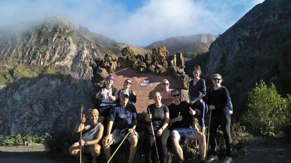 Get Your Guide for Mount Batur Trekking