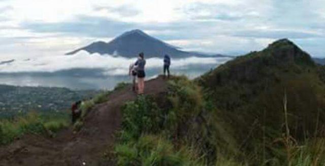 Mount Batur Day Trip Trekking