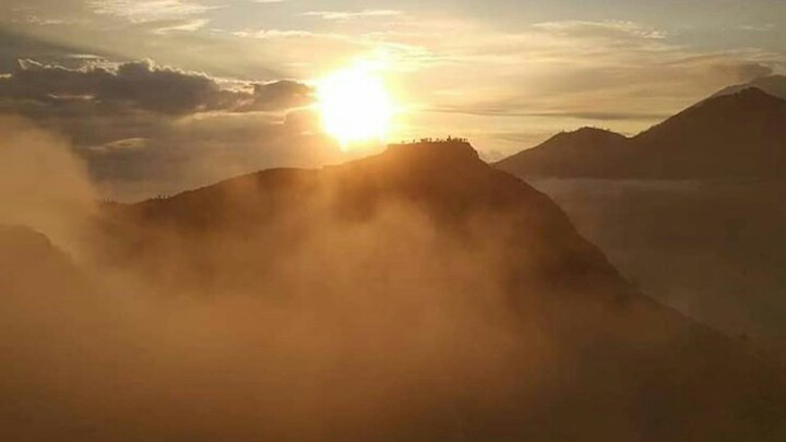 Mount Batur Sunrise Trekking From Canggu