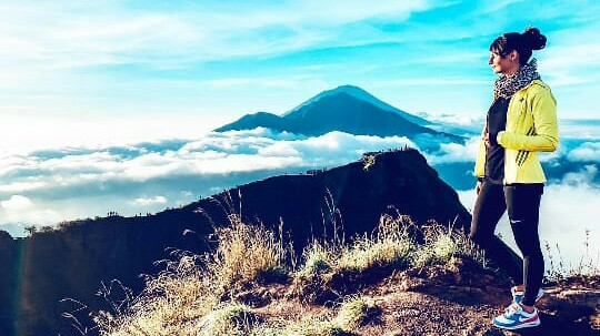 Mount Batur Trekking Afternoon As Alternative