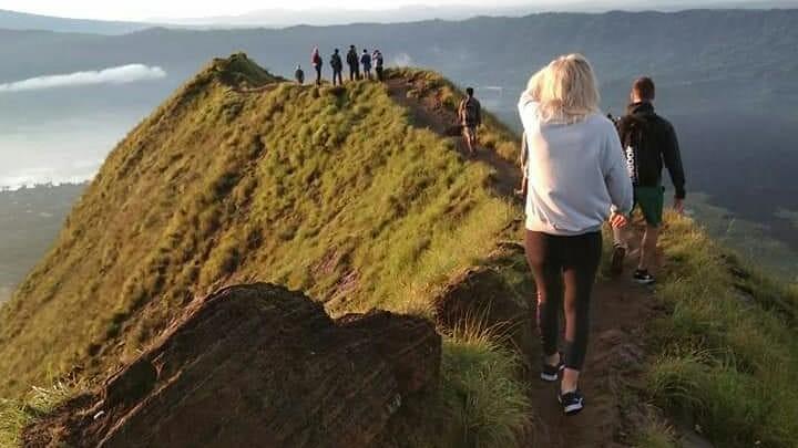 Mount Batur Trekking Hard