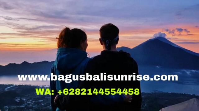 Mount Batur Sunrise Volcano Trekking