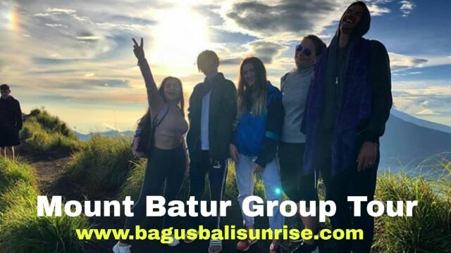 Mount Batur Group Tour