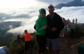 Private Tour For Mount Batur Sunrise Trekking