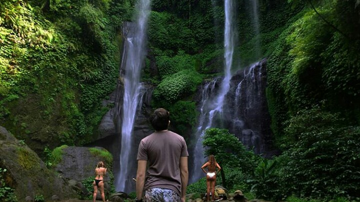 Sekumpul Waterfall Entry Fee