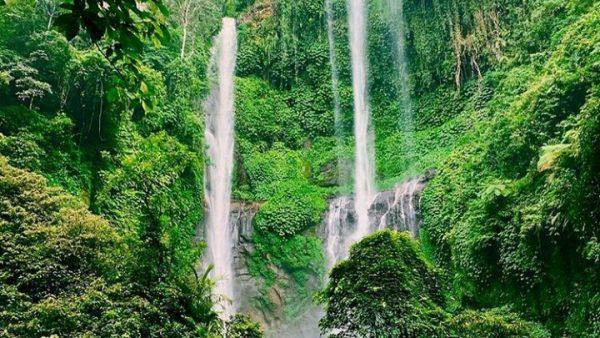 Sekumpul Waterfall Getting There