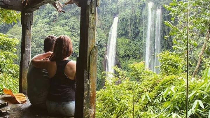 Sekumpul Waterfall Without Guide