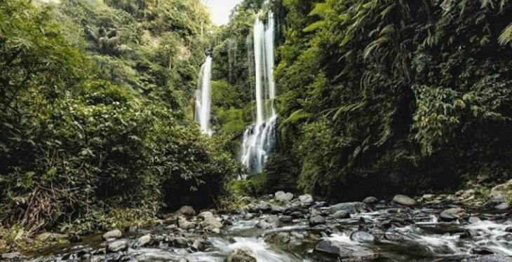 Sekumpul Waterfalls Jungle Trekking Tour