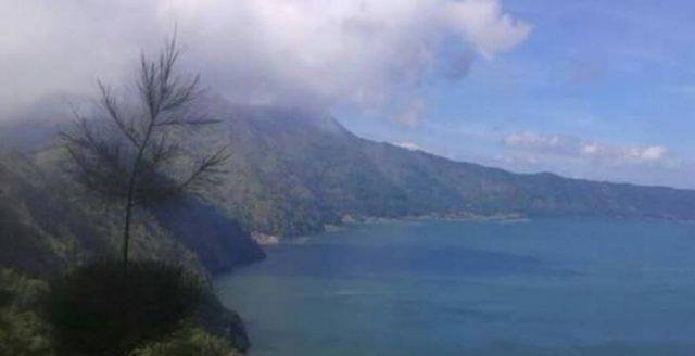 Trekking and Camping Tour at Batur Caldera in Kintamani