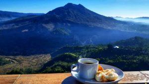 mount batur trekking with buffet breakfast